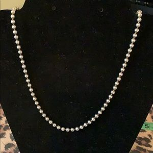Old style premier Designs bead necklace